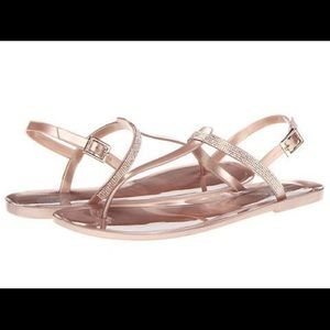 Vince Camuto Jelly Sandals